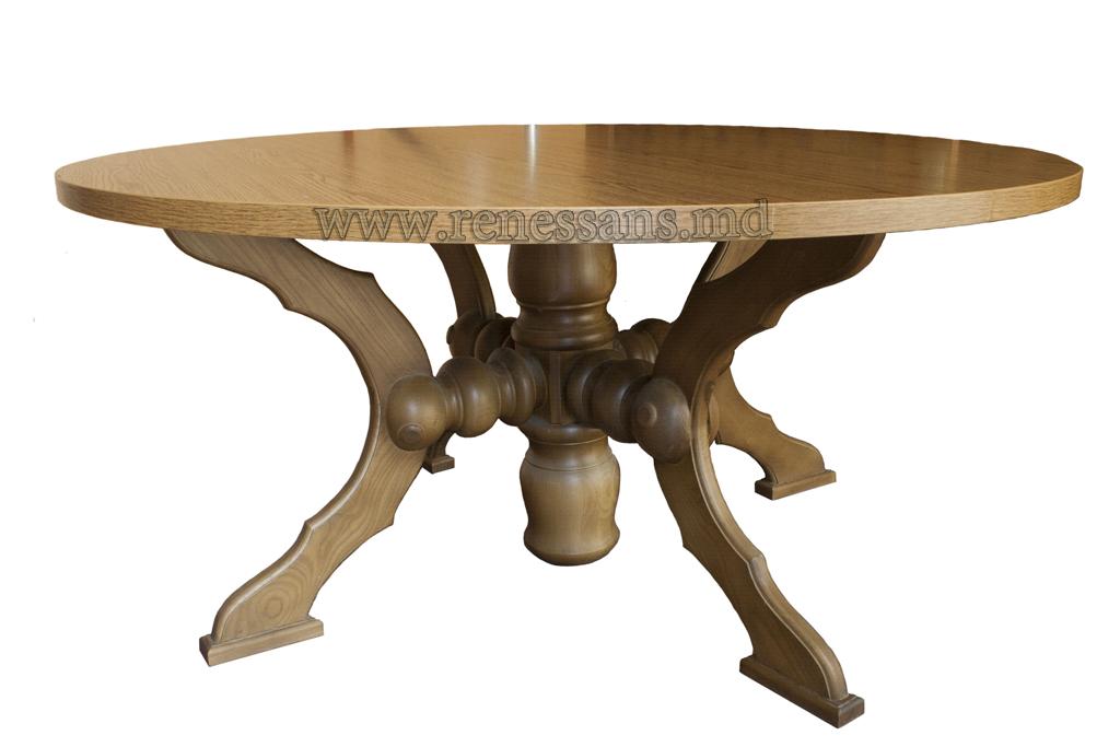 Журнальный столик своими руками из дерева на одной ножке 67