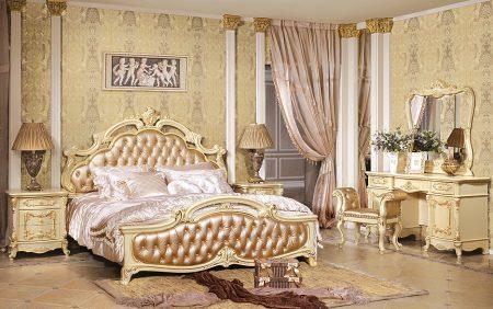 Спальни МДФ